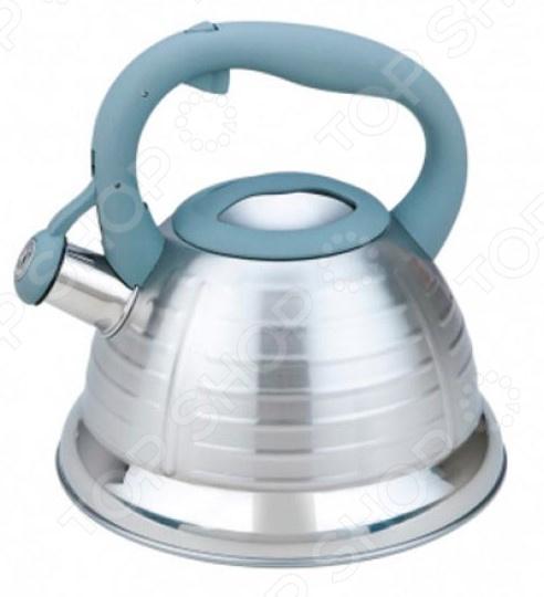 Чайник со свистком Zeidan Z-4112 чайник со свистком zeidan z 4184 чаепитие