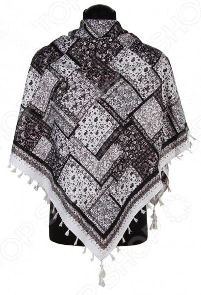 Платок Bona Ventura PL.XL-H.Pr.27 в благовещенске павлопосадский платок
