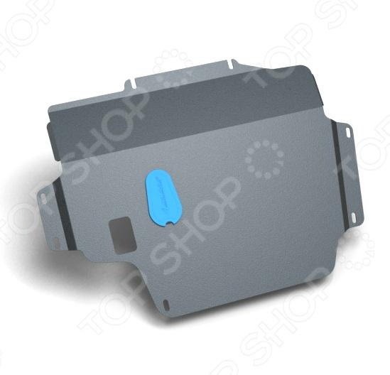 Комплект: защита картера и крепеж Novline-Autofamily Honda FR-V 2004-2009: 1,8 бензин АКПП комплект защита картера и крепеж novline autofamily kia spectra 2005 1 6 бензин мкпп акпп