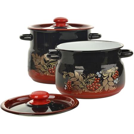 Купить Набор посуды «Рябинка» N10L05