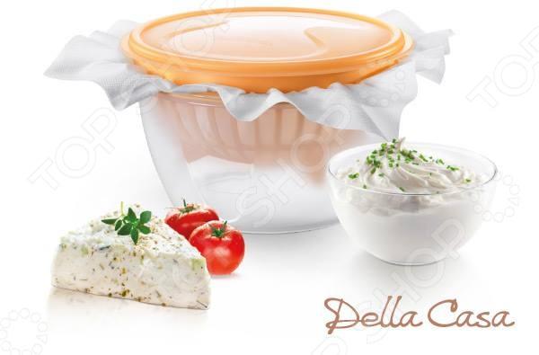 Набор для приготовления кремового сыра Tescoma Della Casa