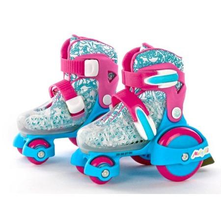 Купить Роликовые коньки детские раздвижные Moby Kids 64537 «Квады»