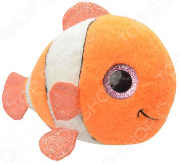 Мягкая игрушка Wild Planet «Рыбка-клоун» Мягкая игрушка Wild Planet «Рыбка-клоун» /