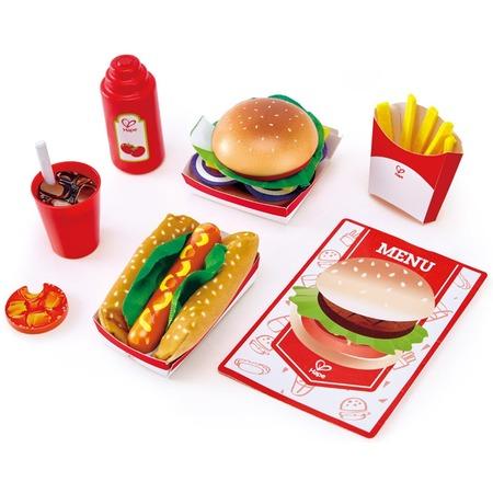 Купить Игровой набор Hape Fast Food