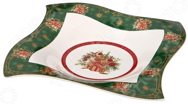Блюдо Lefard «Новый Год!» 586-291 старый новый год с денисом мацуевым