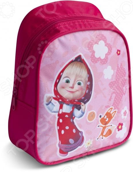 Рюкзак дошкольный Маша и Медведь «Фантазия»