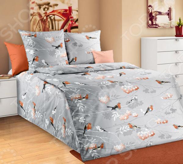 Комплект постельного белья Белиссимо «Музыка леса 1»