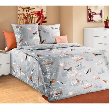 Купить Комплект постельного белья Белиссимо «Музыка леса 1». 1,5-спальный