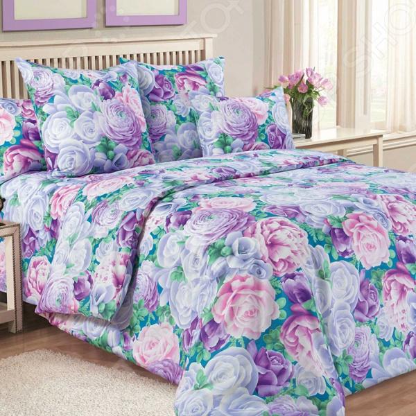 Комплект постельного белья Белиссимо «Летний сад»