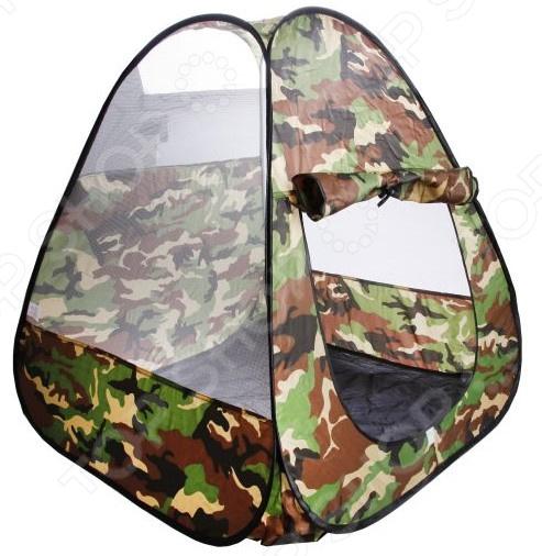 Палатка игровая Наша Игрушка «Военная» в коробке