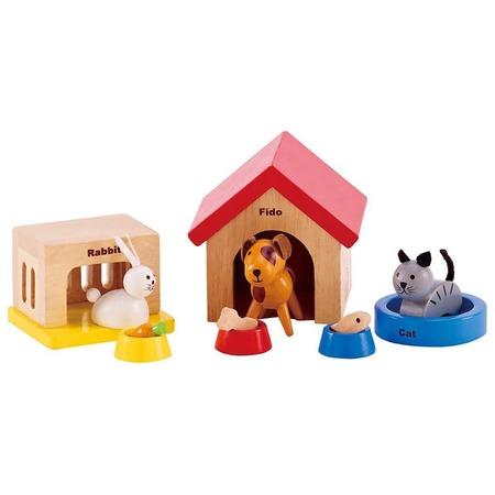 Купить Игровой набор Hape «Домашние животные»