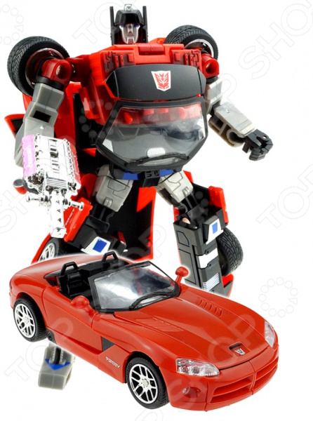 Робот-трансформер Machine boy «Кабриолет»