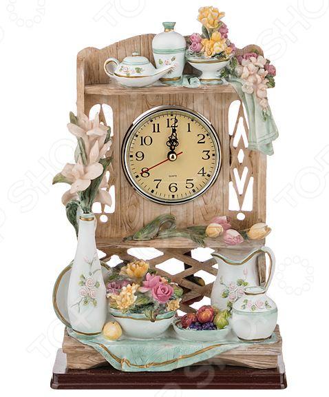 Часы настольные Lefard 390-569 Lefard - артикул: 1863536