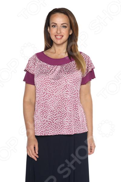 Блуза Лауме-Лайн «Феникс». Цвет: лиловый