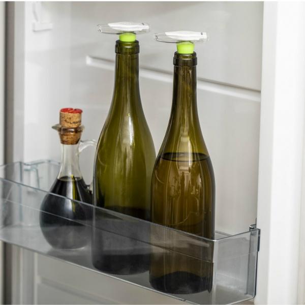 Вакуумная пробка для бутылок Delimano «Мультифреш»
