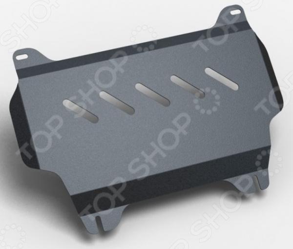 Комплект: защита картера и крепеж NLZ для Toyota Land Cruiser 200 / Lexus LX 570, 2010-2014