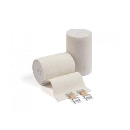 Купить Бинт медицинский эластичный Lauftex с застежками