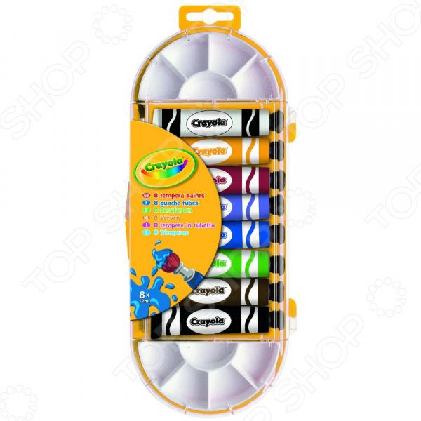 Набор темперных красок Crayola 1009710 набор красок crayola poster paints