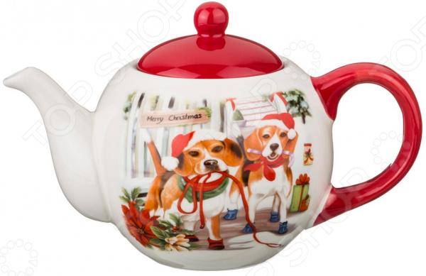 Чайник заварочный Agness «Бигли» 358-1214