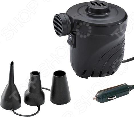 Насос для надувных матрасов High Peak Elektropume 12V насос для надувных матрасов high peak double action pump