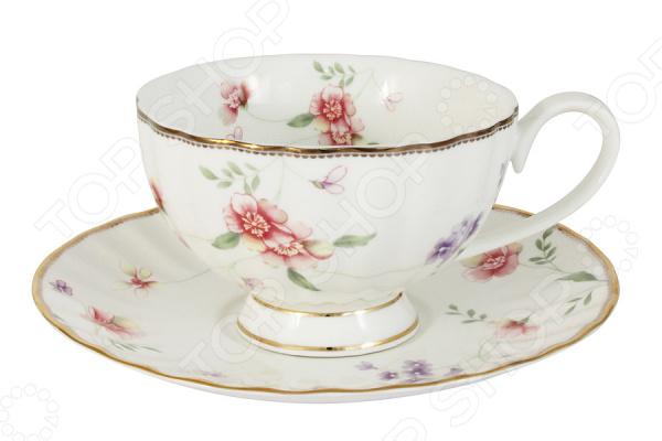 Чайная пара Colombo Fleur