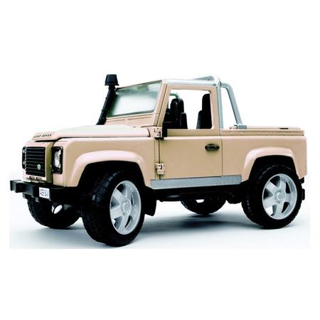 Купить Внедорожник игрушечный Bruder Land Rover Defender