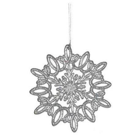 Купить Елочное украшение Christmas House «Снежинка» 1694620