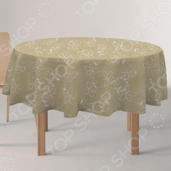 Скатерть круглая Protec Textil «Анна»
