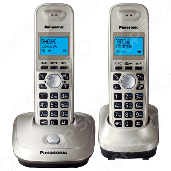 Радиотелефон Panasonic KX-TG2512 1