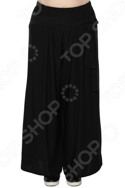 Юбка-брюки Лауме-Лайн «Высокая мода». Цвет: черный