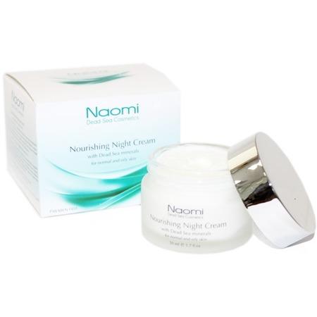 Купить Крем питательный для жирной и нормальной кожи лица Bradex Naomi. Nourishing Night Cream