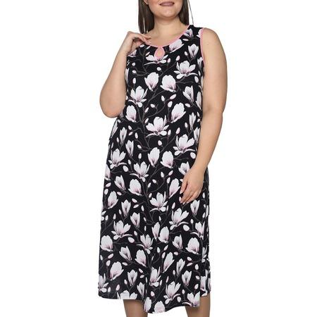 Купить Платье Алтекс «Солнечное тепло». Цвет: черный