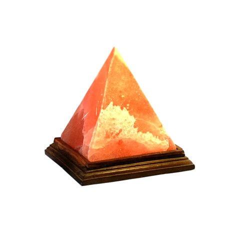 Купить Лампа солевая Wonder Life «Пирамида». Разъем: USB
