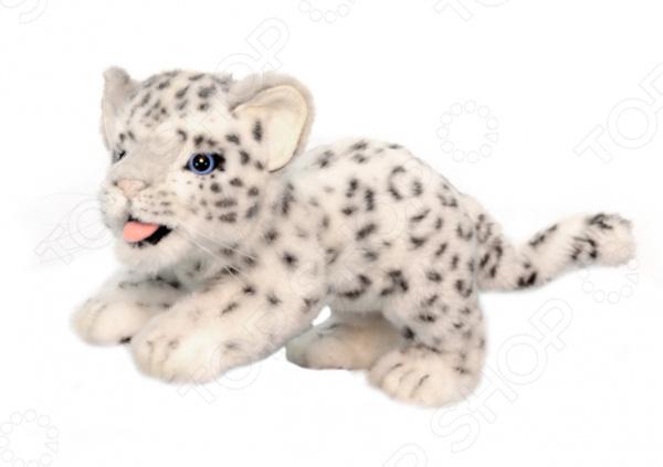 Мягкая игрушка Hansa «Детеныш снежного барса»