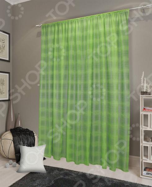 Тюль Amore Mio RR WG24. Цвет: зеленый тюль 3 0 2 7 м amore mio цвет белый