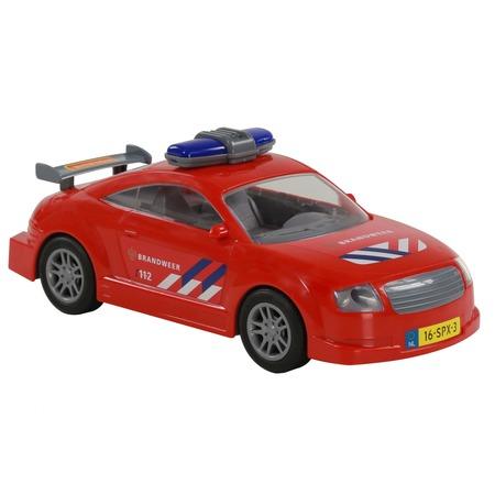 Купить Машинка инерционная игрушечная POLESIE «Пожарный автомобиль»