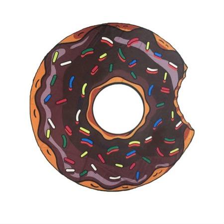 Купить Покрывало-парео пляжное Beach Towel «Шоколадный пончик»