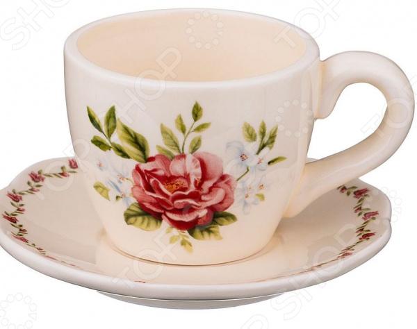 Чайная пара Lefard Villa taranto «Шиповник» 493-629