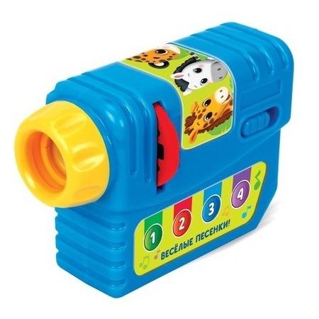 Купить Музыкальный проектор 3в1 «Забавные зверята»