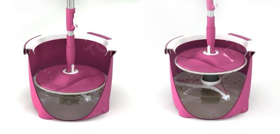 Комплект для уборки Rovus «Центрифуга» 3