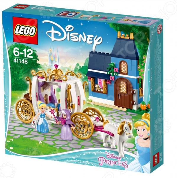 Конструктор игровой LEGO Disney Princess «Сказочный вечер Золушки»