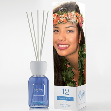 Аромадиффузор Mr&Mrs Fragrance Easy №12. Gardenia di tahiti