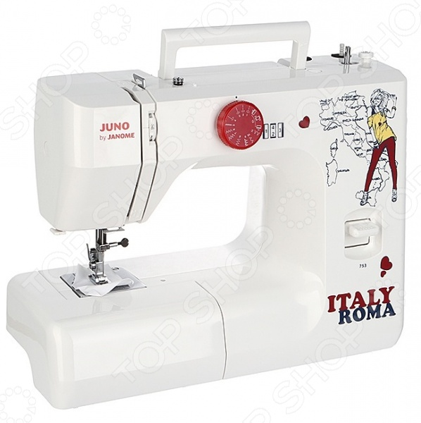 Швейная машина JUNO 753