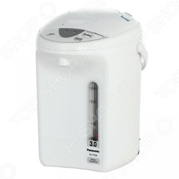 Термопот Panasonic NC-PH 30ZTW бак из нержавеющей стали для питьевой воды москва