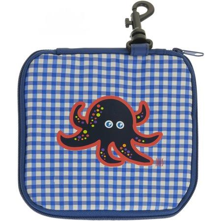 Купить Термобутербродница IRIS Barcelona СнэкРико «Виши, осьминог» 16х16 см