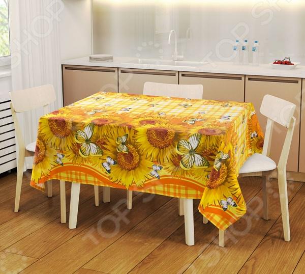 Набор: скатерть и 2 полотенца ТексДизайн «Кубаночка» 1719355