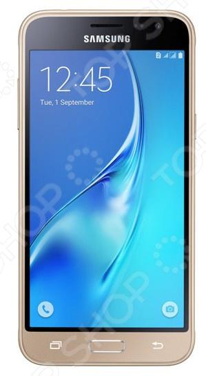 Смартфон Samsung Galaxy J3 смартфоны samsung смартфон samsung galaxy j3 8 гб черный