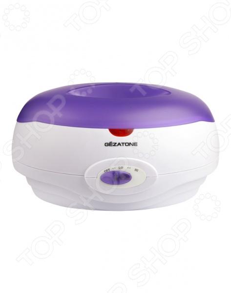 Ванна с нагревателем для парафинотерапии Gezatone WW3550 ванна с нагревателем для парафинотерапии gezatone ww3550