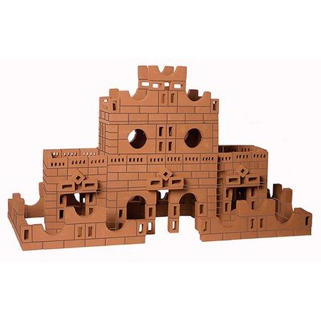 Купить Конструктор из глины Brick Master «Усадьба»