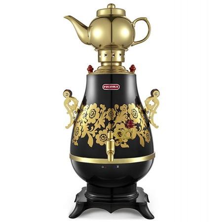 Купить Набор: самовар и заварочный чайник Росинка РОС-1009